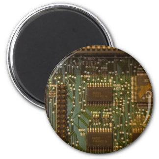 computer chip magnet