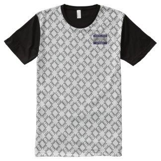Computer Chips Homeland Attires Designer T-Shirt