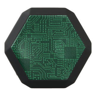Computer circuit board black boombot rex bluetooth speaker