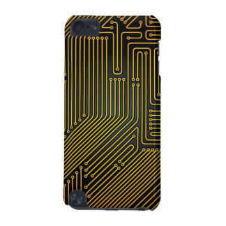 Computer circuit board pattern iPod touch 5G covers