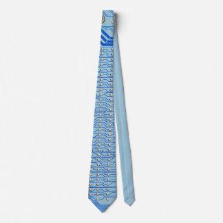 Computer circuits necktie