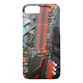 Computer_Components_iPhone_Seven_Case iPhone 7 Case
