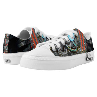 Computer_Electronics_Lowtop_Zipz_Printed_Sneakers Printed Shoes