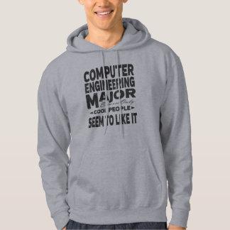 Computer Engineering College Major Cool People Hoodie