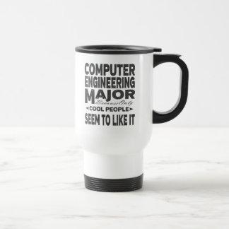 Computer Engineering College Major Cool People Travel Mug