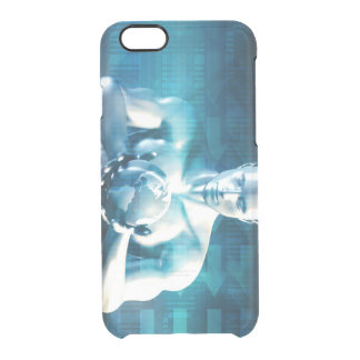 Computer Engineering Design Development Clear iPhone 6/6S Case