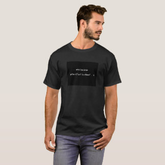 Computer Error TShirt for Men