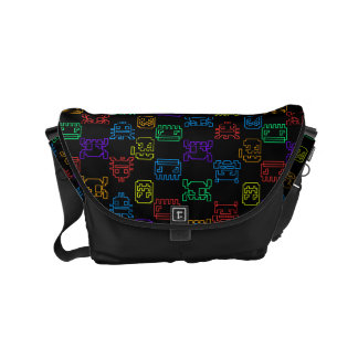 Computer game commuter bags