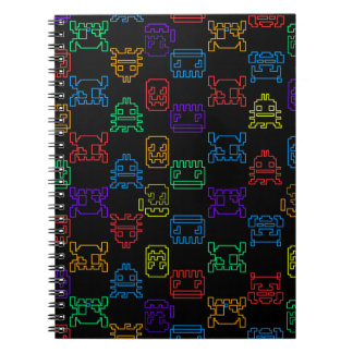 Computer game notebooks