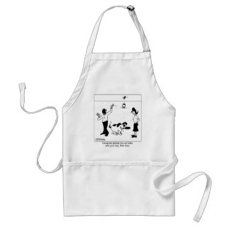 Computer Games For Your Dog Apron