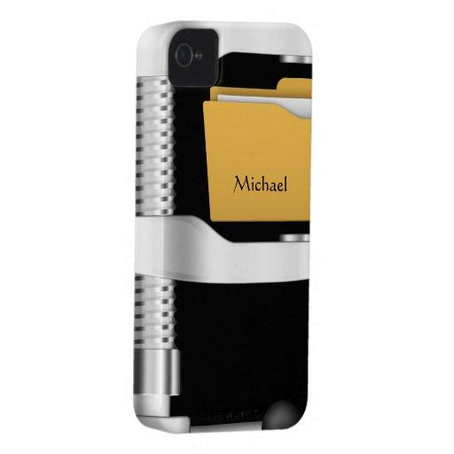 Computer Geek Blackberry Bold  Case Case-Mate Blackberry Case