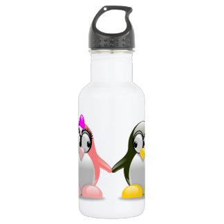 Computer Geek Valentine: Programming Language Love 532 Ml Water Bottle