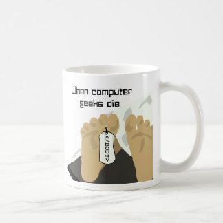 Computer Geeks Coffee Mugs