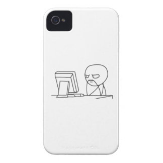 Computer Guy Meme- BlackBerry Bold 9700/9780 Case Case-Mate iPhone 4 Case