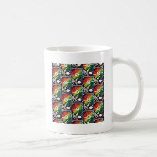 Computer Hard Drive Collage Coffee Mugs