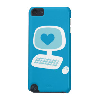 Computer Heart iPod Touch 5G Covers
