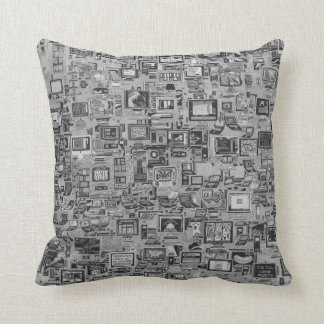 Computer history cushion