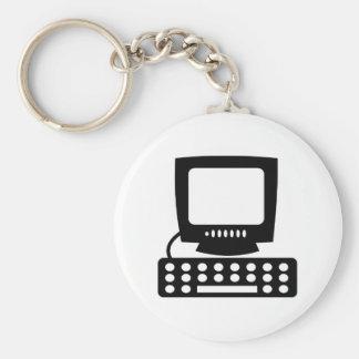 Computer Key Ring