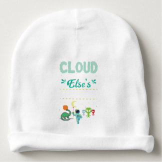 Computer Lover Gamer Funny IT Programmer Baby Beanie