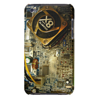 Computer mainboard iPod touch covers