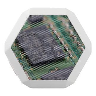Computer Memory Chips White Boombot Rex Bluetooth Speaker