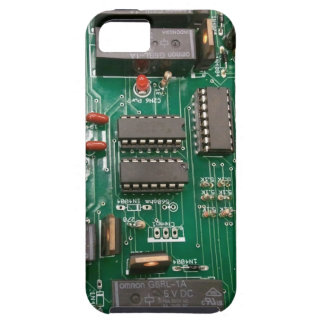 Computer Motherboard iPhone 5 Case