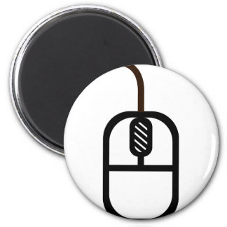 Computer Mouse Magnet