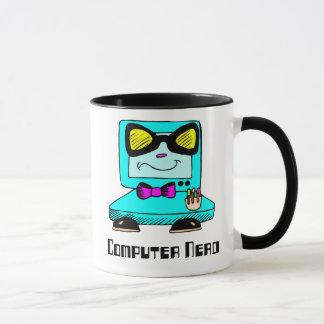 Computer Nerd Geek Mug