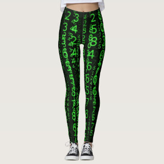 Computer Nerd Leggings