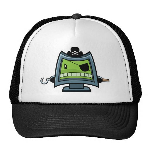 Computer Pirate Hat