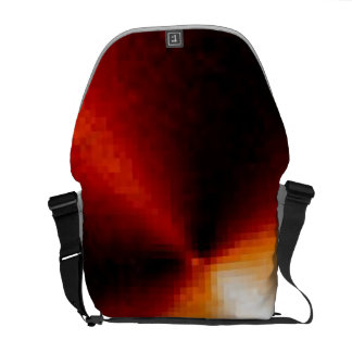 Computer Processed Image of Nuclear Region of Com Commuter Bags