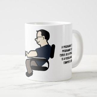 Computer Programmer Jumbo Mug