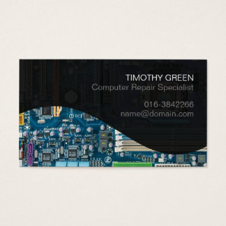 Computer Repair Specialist Mother Board Circuits