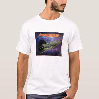 Computer/Sci-Fi Club Space Ship T-Shirt
