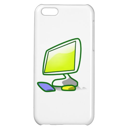 Computer Screen iPhone 5C Cover