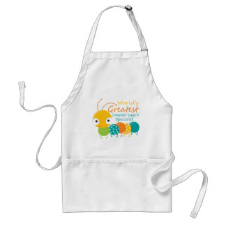 Computer Support Specialist Standard Apron