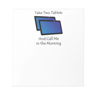 Computer tablets - Take Two Notepad