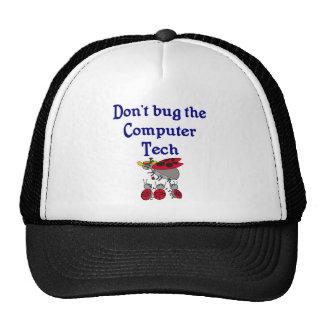 Computer Tech Hat