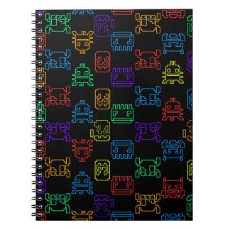 Computer tech notebooks