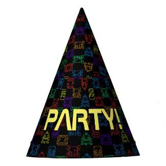 Computer tech party hat
