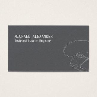 Computer Technician Business Card