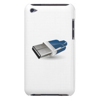 Computer USB Adapter iPod Case-Mate Case