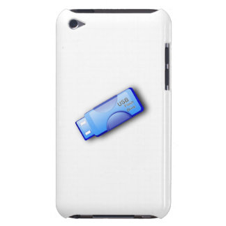 Computer USB Flash Drive Barely There iPod Case