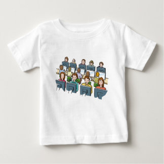 Computer Users Baby T-Shirt
