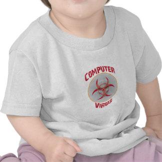 Computer Virus T Shirt