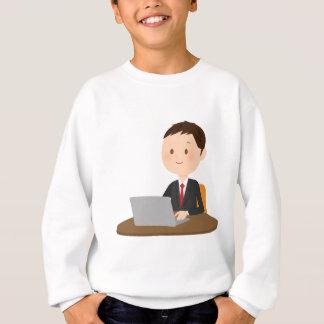 Computer Work Sweatshirt