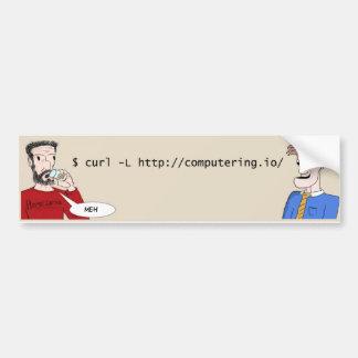 Computering.io web comic bumber sticker