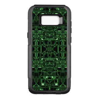 Computerized OtterBox Commuter Samsung Galaxy S8+ Case