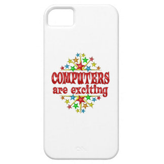 Computers are Exciting iPhone 5 Cover