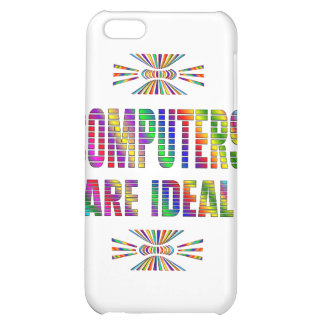 Computers are Ideal Cover For iPhone 5C